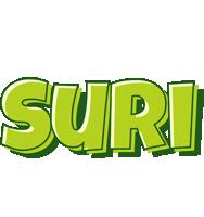 Suri summer logo