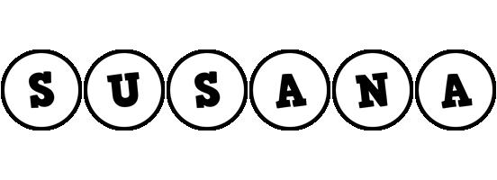 Susana handy logo