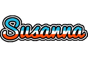 Susanna america logo
