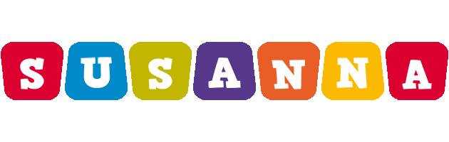 Susanna daycare logo