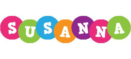 Susanna friends logo