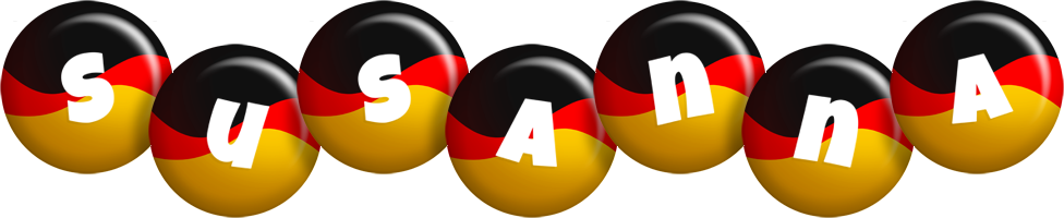 Susanna german logo