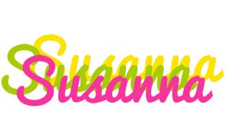 Susanna sweets logo