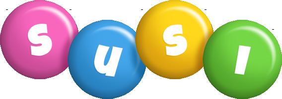 Susi candy logo