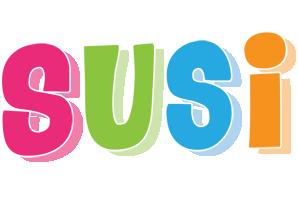 Susi friday logo