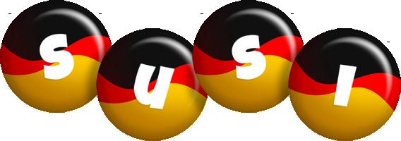 Susi german logo