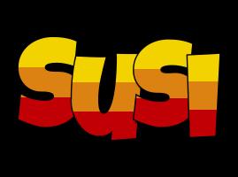 Susi jungle logo