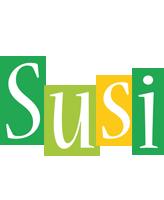 Susi lemonade logo