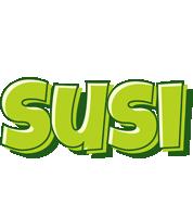 Susi summer logo