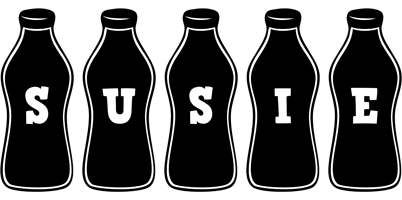 Susie bottle logo