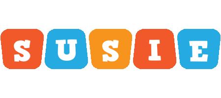 Susie comics logo