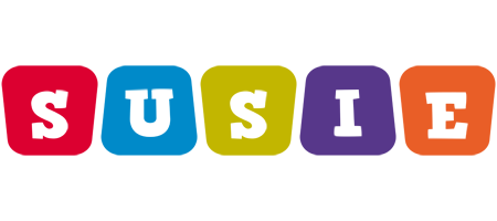 Susie daycare logo