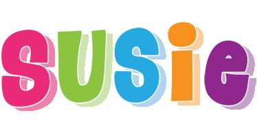 Susie friday logo