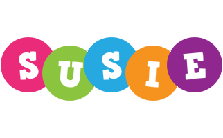 Susie friends logo