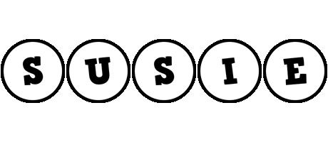 Susie handy logo