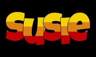Susie jungle logo