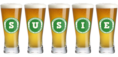 Susie lager logo