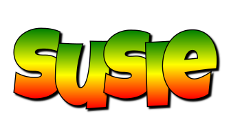 Susie mango logo