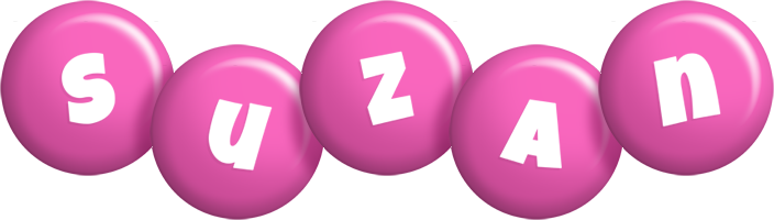 Suzan candy-pink logo