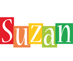Suzan colors logo