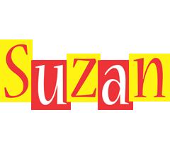 Suzan errors logo