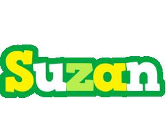 Suzan soccer logo