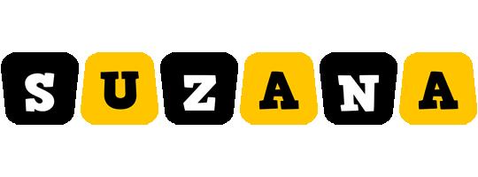 Suzana boots logo