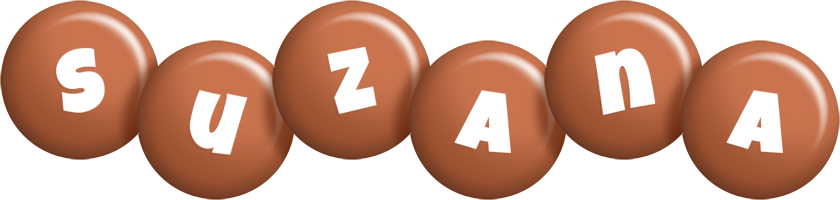Suzana candy-brown logo