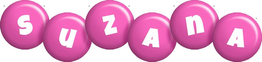 Suzana candy-pink logo