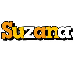 Suzana cartoon logo