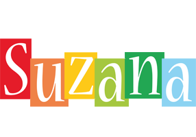 Suzana colors logo