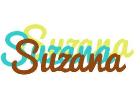 Suzana cupcake logo
