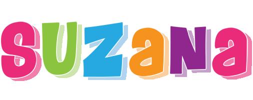 Suzana friday logo