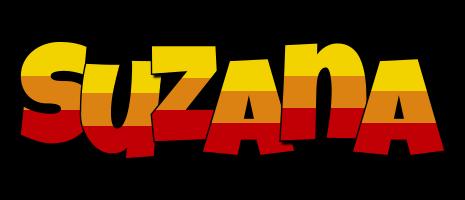 Suzana jungle logo