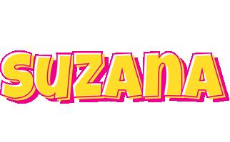 Suzana kaboom logo