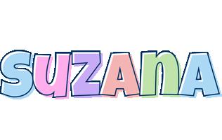 Suzana pastel logo