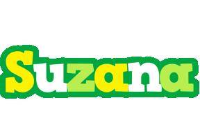 Suzana soccer logo