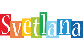 Svetlana colors logo