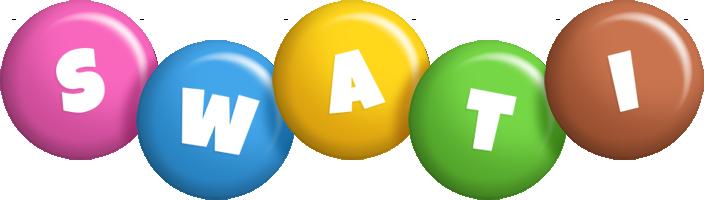Swati candy logo