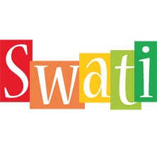 Swati colors logo