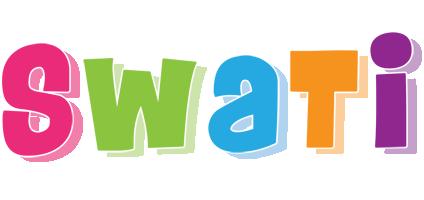 Swati friday logo
