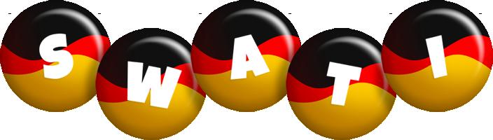 Swati german logo