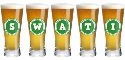 Swati lager logo