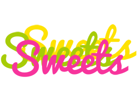 SWEETS logo effect. Colorful text effects in various flavors. Customize your own text here: https://www.textGiraffe.com/logos/sweets/