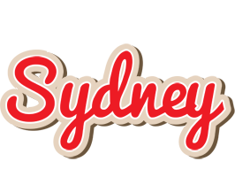 Sydney chocolate logo