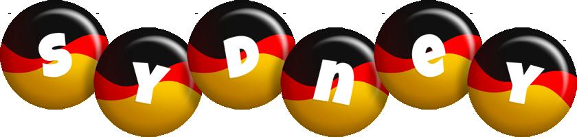 Sydney german logo