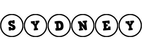 Sydney handy logo
