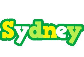 Sydney soccer logo