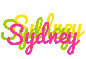 Sydney sweets logo
