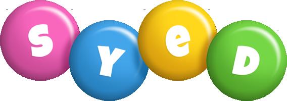 Syed candy logo